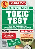 How to Prepare for the TOEIC Test (with Audiocassettes)