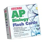 Barrons AP biology flash cards