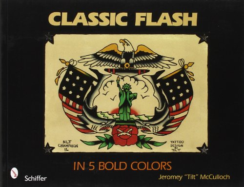 Classic Flash in 5 Bold Colors - Jeromey Mcculloch