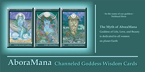 Aboramana: Channeled Goddess Wisdom Cards