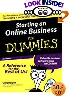 [Cubierta del libro Internet Business for Dummies]