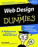 Web Design by Lisa Lopuck (Paperback)
