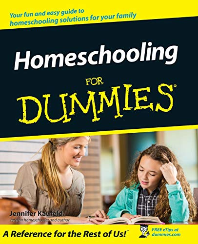 #10 – Homeschooling For Dummies, by Jennifer Kaufeld