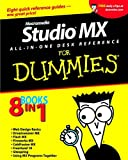 Macromedia Studio MX All-in-One Desk Reference For Dummies(r)