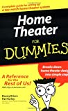 Home Theater for Dummies/Pat Hurley