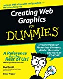Creating Web Graphics for Dummies book cover