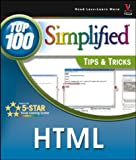 HTML : Top 100 Simplified Tips & Tricks (Visual Read Less, Learn More)