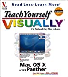 Teach Yourself Visually Mac OS X v. 10.3 Panther