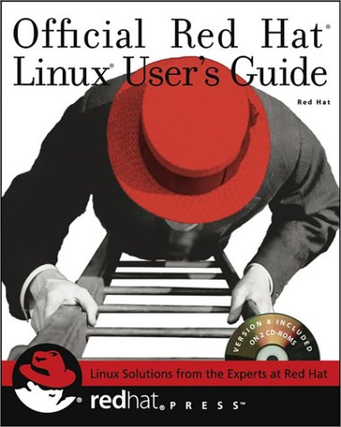 Book Cover: Official Red Hat Linux User%27s Guide
