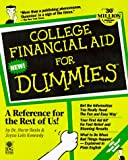College Financial Aid for Dummies (--For Dummies)