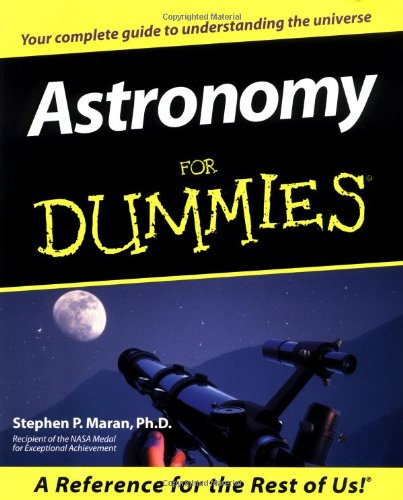 image of cover of  Astronomy for Dummies