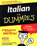Italian for Dummies (With CD-ROM)