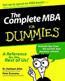 The Complete MBA for Dummies
