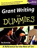 Grant Writing For Dummies®