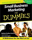 Buy Small Business Marketing for Dummies from Amazon