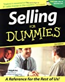 Buy Selling For Dummies from Amazon
