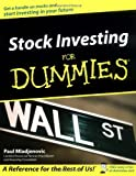 Buy Stock Investing for Dummies from Amazon