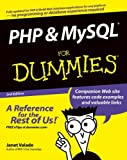 PHP and MySQL For Dummies (2nd edition)