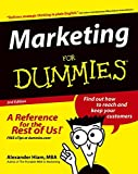 Buy Marketing for Dummies from Amazon