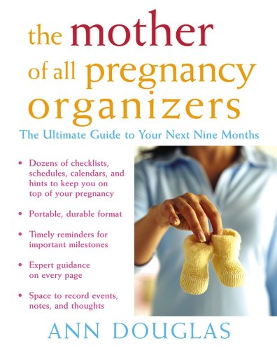 mother of all pregnancy organizers book cover