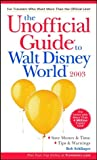 Unofficial Guide to Walt Disney World 2003