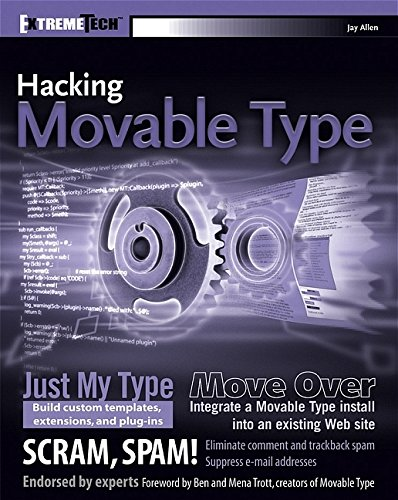 Hacking Movable Type (ExtremeTech)