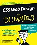 CSS Web design for dummies