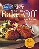 Pillsbury Best of the Bake-Off Cookbook : Recipes from America's image