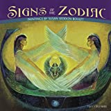 Signs of the Zodiac, Paintings by Susan Seddon Boulet 2007 Mini Wall Calendar