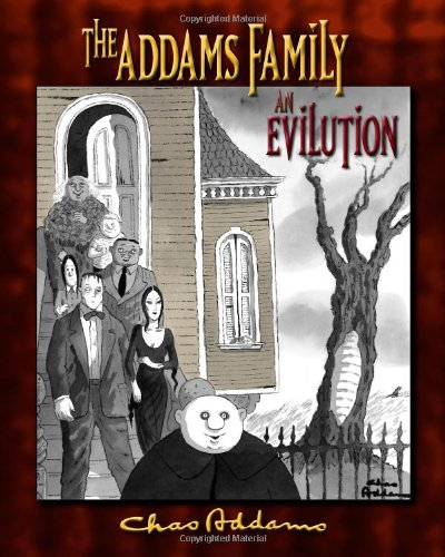 The Addams Family: An Evilution cover