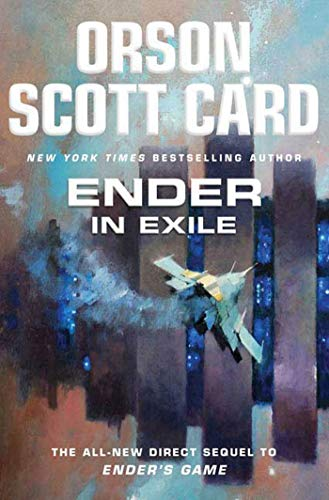 Ender in Exile Cover