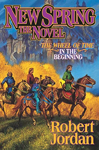 New Spring: The Novel (Wheel of Time), Jordan, Robert
