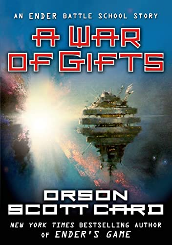 A War of Gifts: An Ender Story Cover