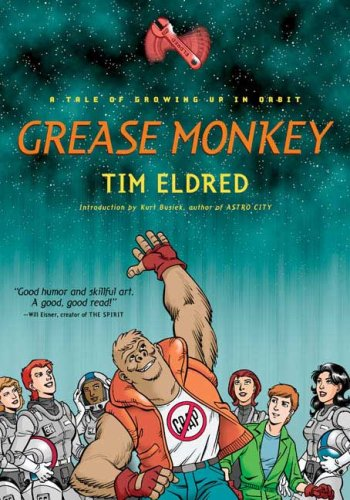 Grease Monkey cover