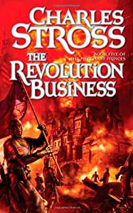 Book Cover Smackdown!  Berserker Lord (Chaosbound) vs. The Hundred Thousand Kingdoms vs. The Revolution Business