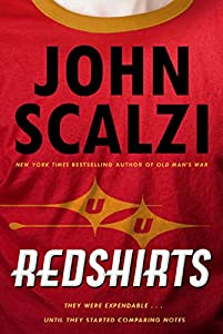 REVIEW: Redshirts by John Scalzi
