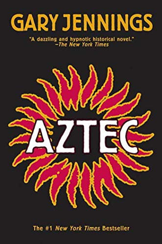 Aztec Book Cover Picture