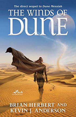 The Winds of Dune (Heroes of Dune #2), Brian Herbert; Kevin J. Anderson