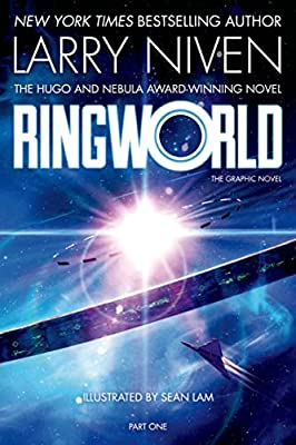 Cover & Synopsis: RINGWORLD: THE GRAPHIC NOVEL (Part One) by Larry Niven & Sean Lam