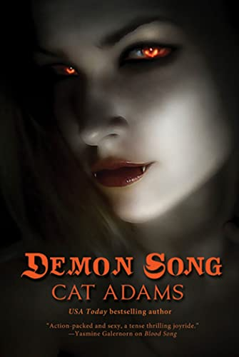 Demon Song (Blood Singer Novels)