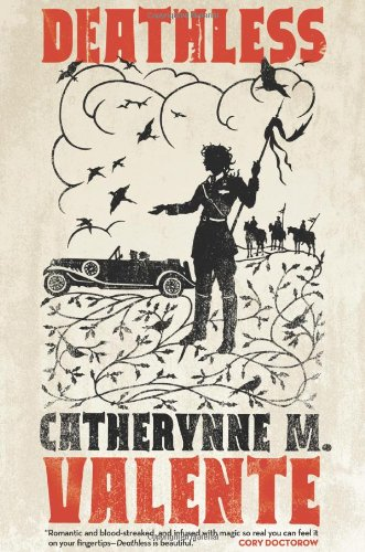Cover of Deathless by Catherynne Valente