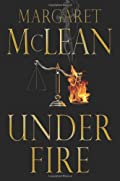 Under Fire by Margaret McLean
