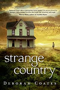 GIVEAWAY REMINDER: Win WIDE OPEN, DEEP DOWN & STRANGE COUNTRY by Deborah Coates
