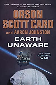 "BOOK TRAILER: ""Earth Unaware"" by Orson Scott Card and Aaron Johnston"