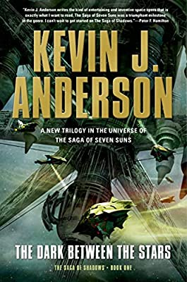 GIVEAWAY REMINDER: Win THE DARK BETWEEN THE STARS by Kevin J. Anderson