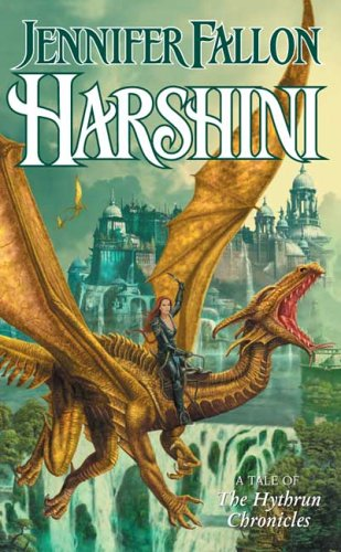 Harshini: the Hythrun Chronicles