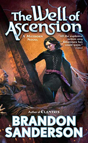 The Well of Ascension (Mistborn, Book 2), Sanderson, Brandon