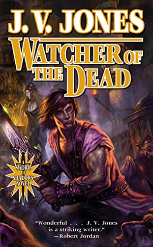 Watcher of the Dead (Sword of Shadows)