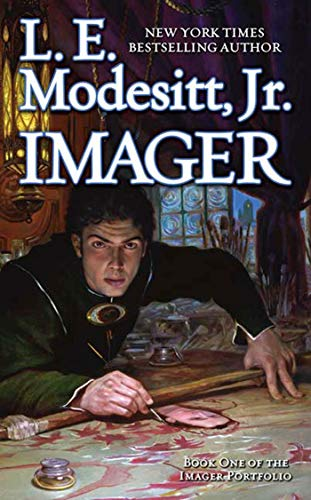 Imager: Book One of the Imager Portfolio