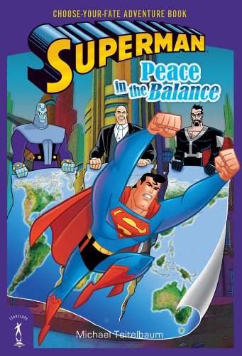 Superman: Peace in the Balance cover